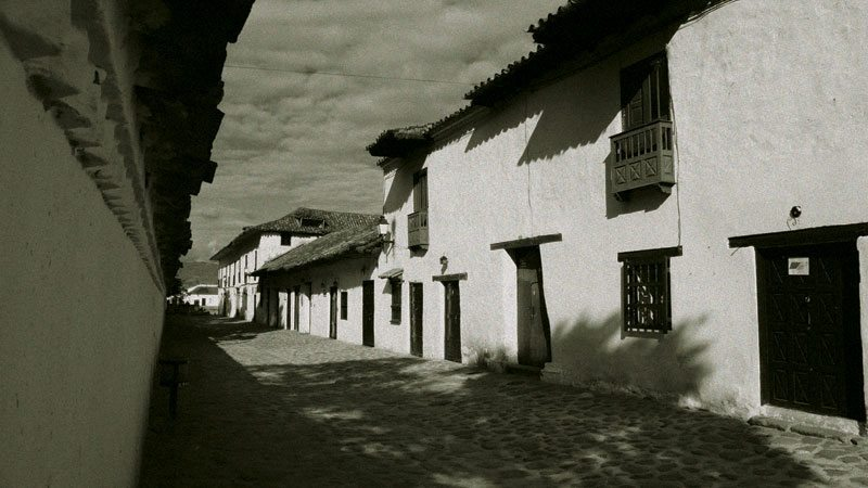 The colonial town of Villa de Leyva can inspire the aspiring writer.