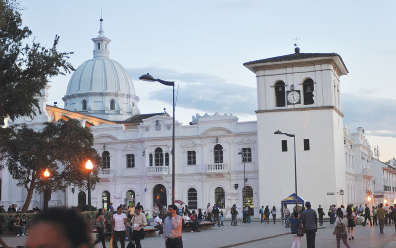 The 11th edition of the Popayan food festival launches late November.