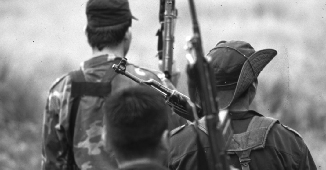farc essays The armed revolucionary forces of colombia- peoples army (farc-ep) is a revolutionary group that came about in the 1940's with aims of aiding the disenfranchised of the colombian population in obtaining better rights and resources.