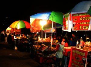 Street Vendors Bogotá