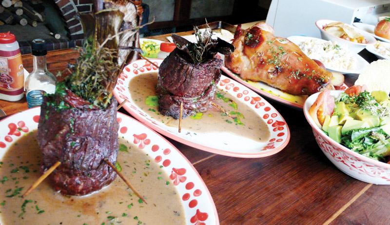 Tabula restaurant in Bogotá, Colombia