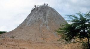 Volcano El Totumo