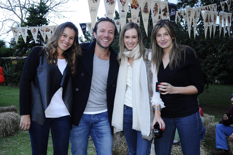 Laura Gonzalez, Alejandro Holguin, Elsa Pombo, Catalina Lopez