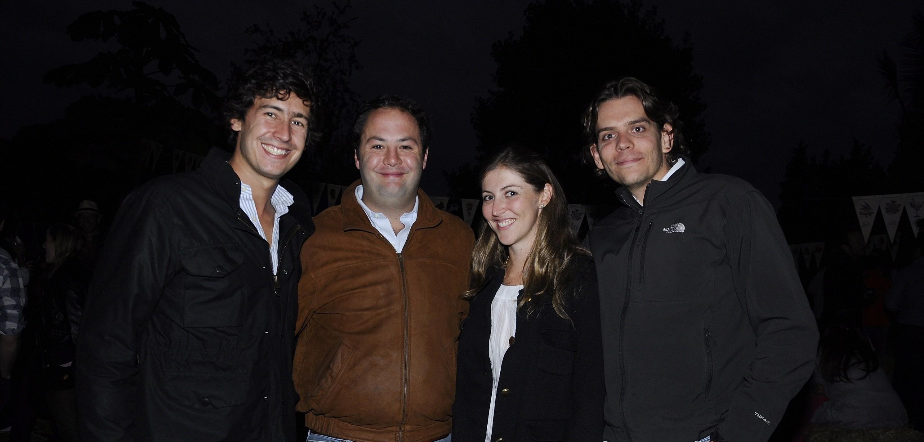 Manuel Restrepo, Martin Ospina, Laura Arboleda, Alejandro Holguin