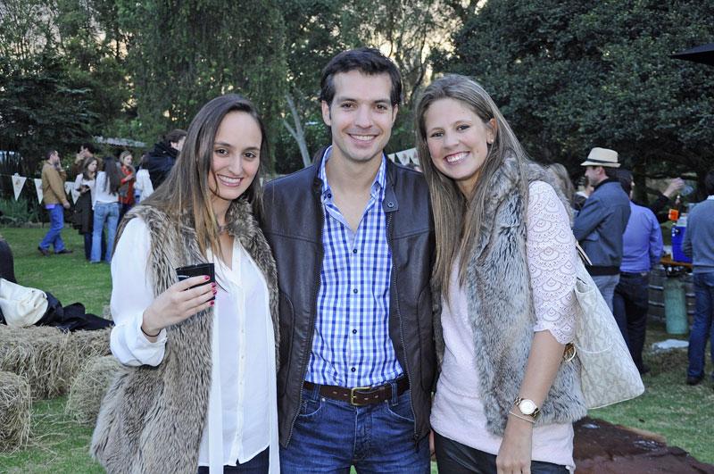 Natalia Luque, Juan Camilo Trujillo, Paula Isaza