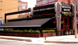 Bogota Beer Company by Daniel Dobleu/Creative Commons