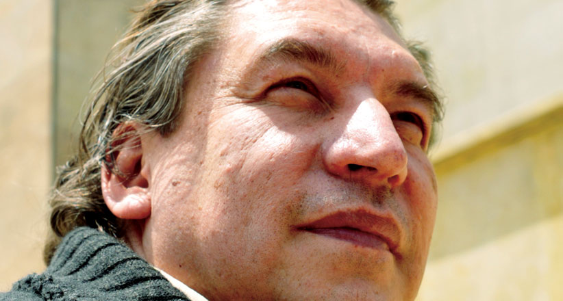 Colombian industrial designer Alberto Mantilla
