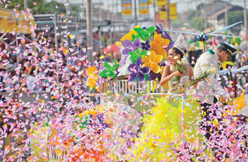 Carnaval de Barranquilla by Chris Kewish
