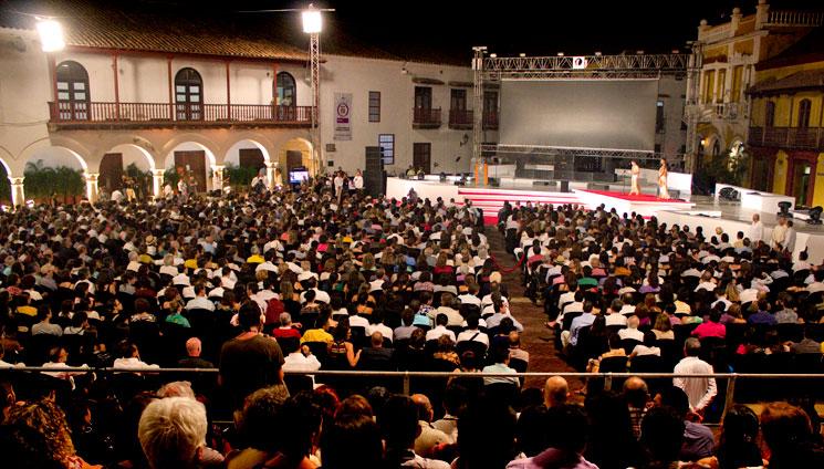 Cartagena Film Festival 2013 Opening Night