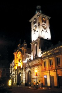 Ibague cathedral by Edgar Jimenez