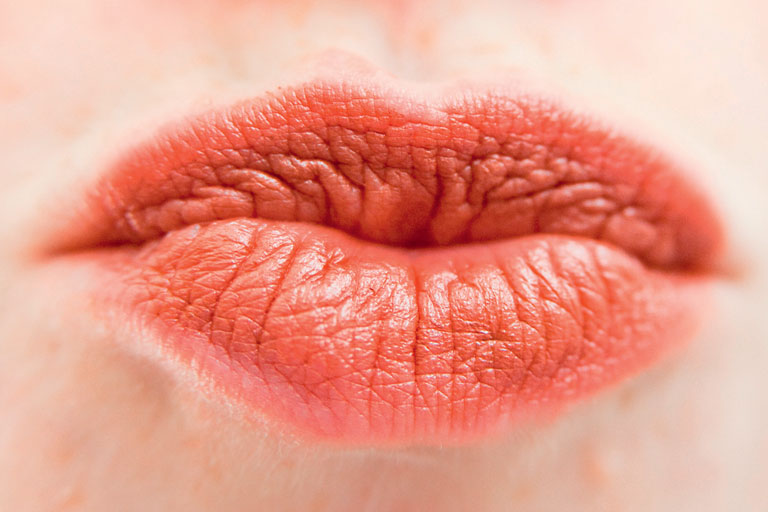 Lips by Walt Stoneburner