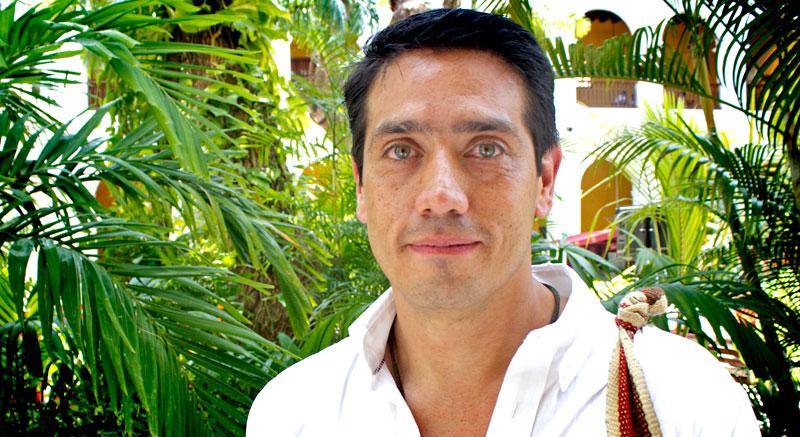 Mauricio Puentes, star of Roa
