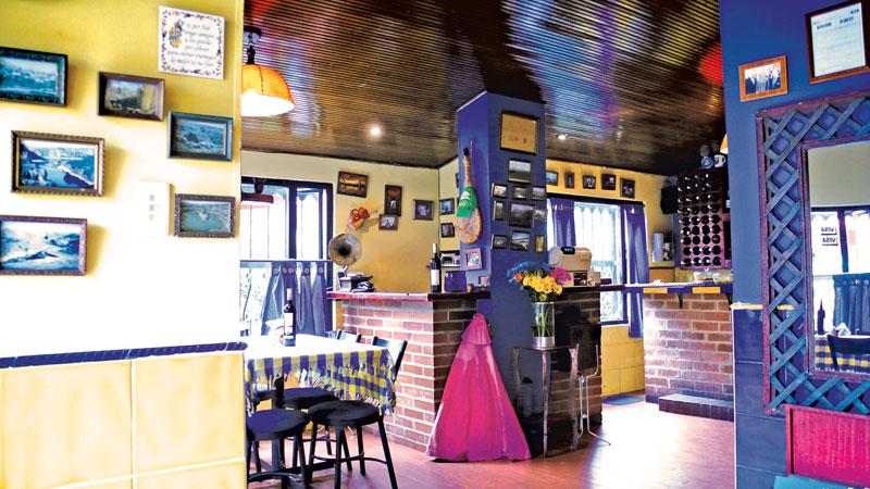 Sepulveda Restaurant in Usaquén