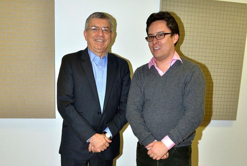 Cesar Gaviria, Carlos Hurtado
