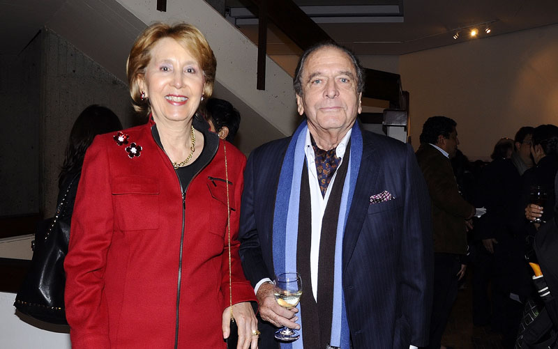 Beatriz Pérez, José Pablo Uricoechea