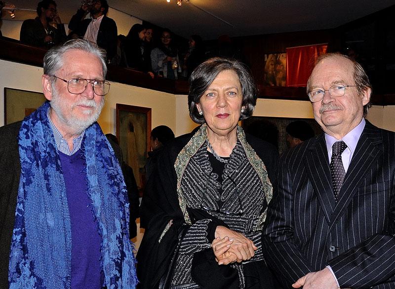 Moisés Melo, Giomar Acevedo, Benjamín Villegas