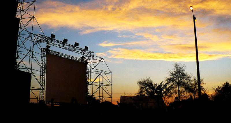 Concert in Bogota by Juan Felipe Gómez