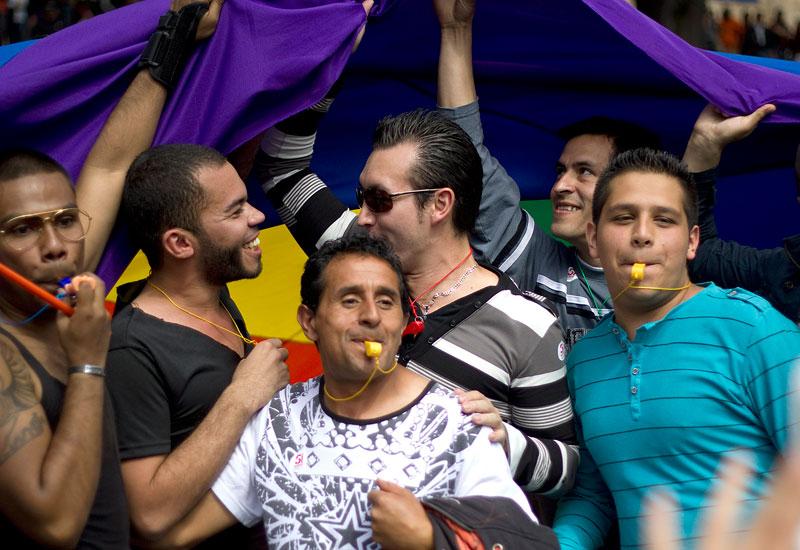 Bogota Gay Pride Parade