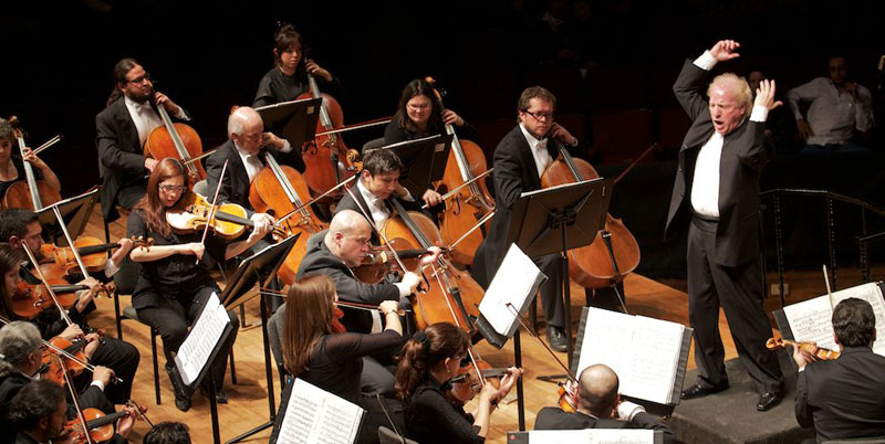 The Bogotá Philharmonic Orchestra