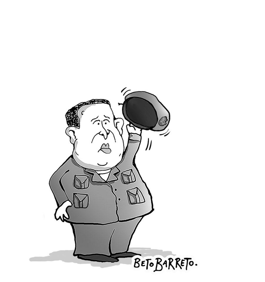 Hugo Chavez dies
