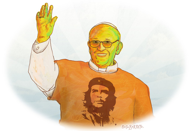Pope Francis, the revolutionary pope