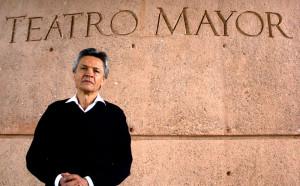 Ramiro Osorio, director Teatro Mayor Julio Mario Santo Domingo
