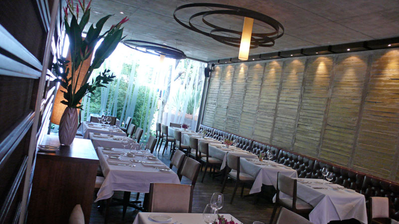 Rafael restaurante peruviano Bogotá