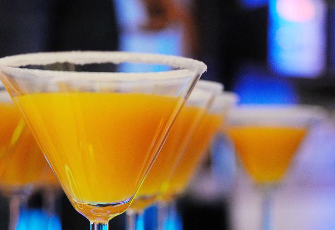 Cocktails by Sylvain Citerne