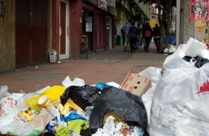 Trash in Bogotá, Basura en Bogotá