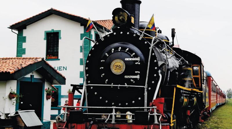 El Tren de la Sabana de Bogotá