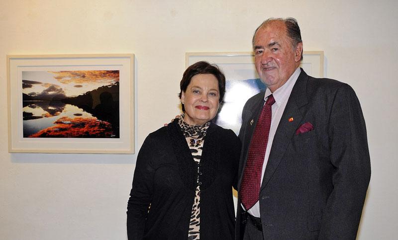 Mariela Hellmund, Carlos Eduardo Hellmund
