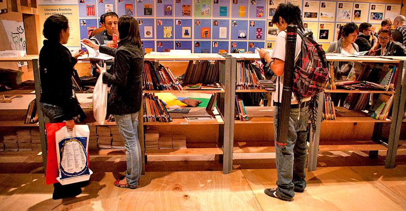 The Bogota International Book Fair. Photo by Ivan Herrera, Courtesy of FILBO.