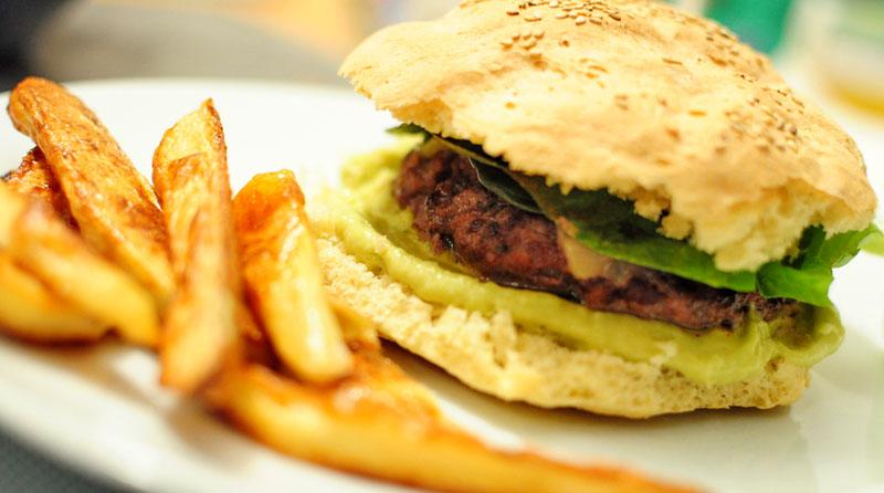 Best burgers in Bogotá