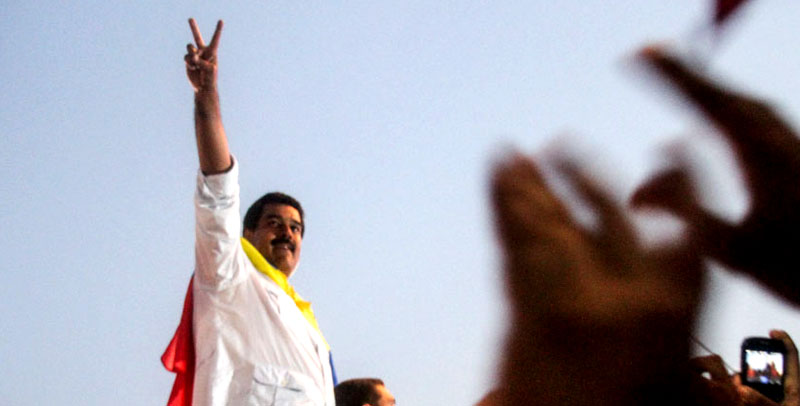 Nicolas Maduro declared president-elect of Venezuela