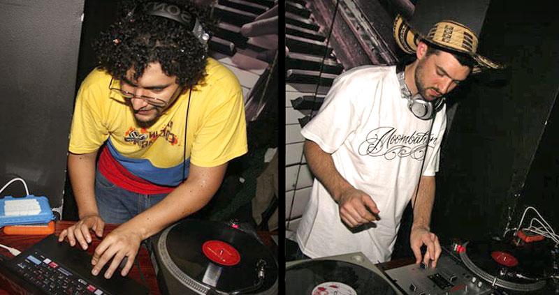 DJ group Que Bajo?! Photo courtesy Que Bajo?!