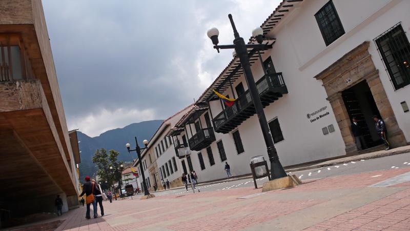 Museums downtown Bogotá