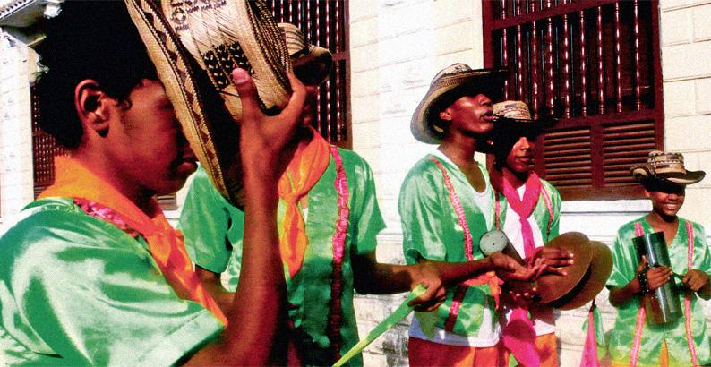 Sombrero vueltiao in the Colombian Caribbean