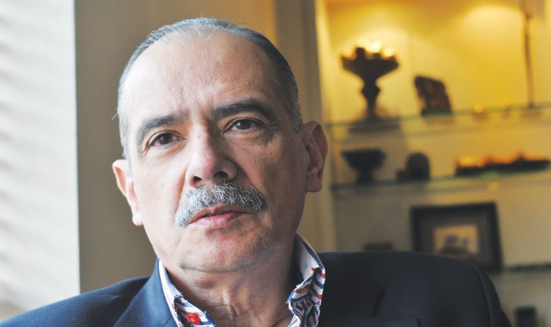 Colombian journalist Gonzalo Guillén spoke with The City Paper before being forced into exile.