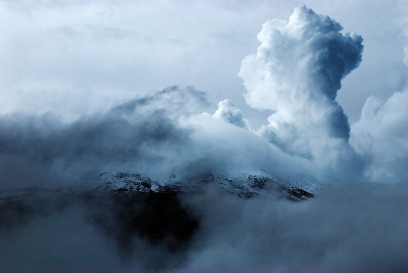 The Nevado de Ruíz volcano in central Colombia may become a vital source for powering our cities in the future.