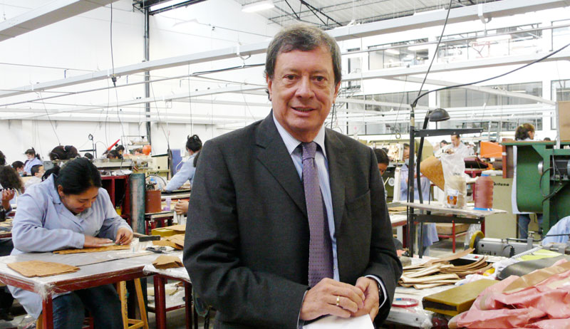 Now Mario Hernández, president of Marroquinera, the high-end leather fashion business, is part of a groundswell of companies that are working to revitalise the country's image