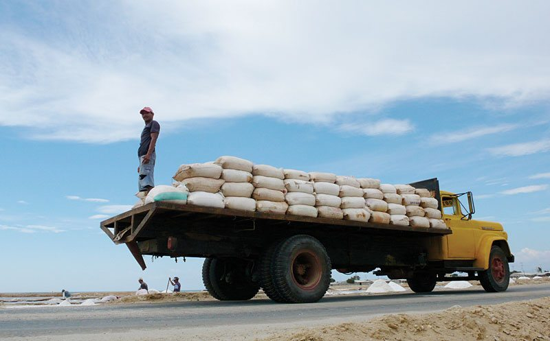 More roads are needed in Colombia.