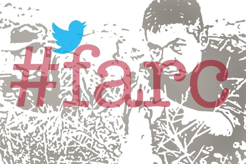 The FARC have embraced social media as a means to reach out to the people.