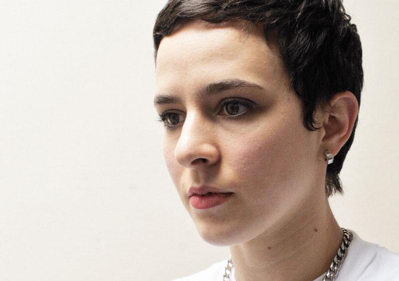 Colombian artist Rossina Bossio