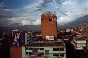 Medellín, Colombia from Ferry's 'Violentology.'