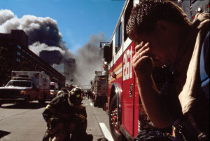On Sept 11th, photojournalist Ferry watched tragedy unfold.