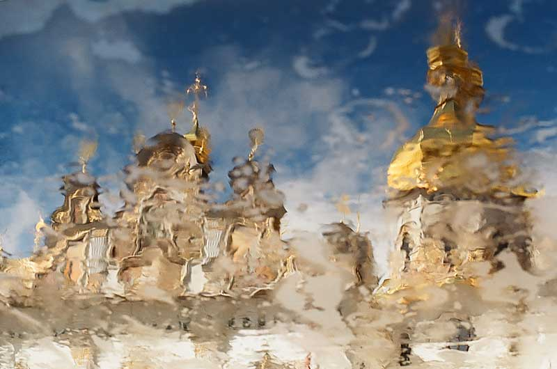 Maidan Square by Marina Shakleina.