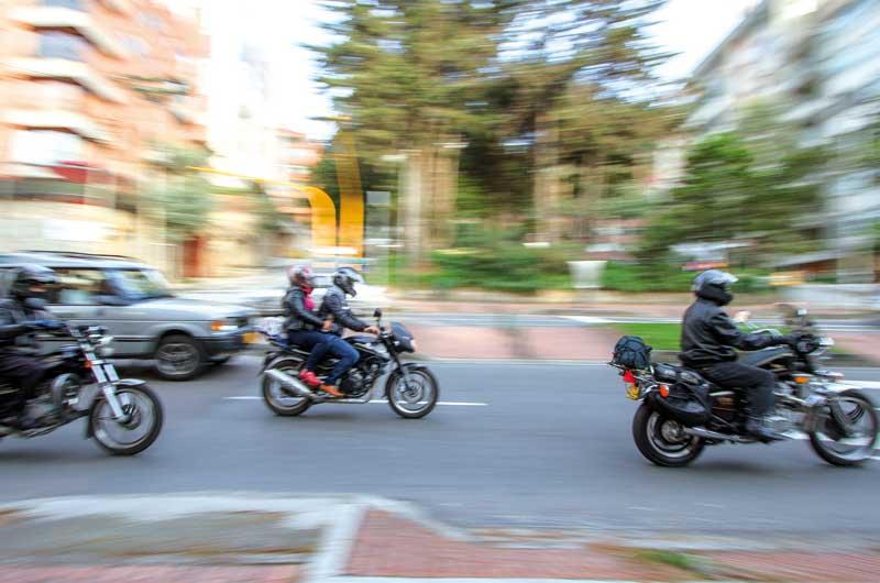 How to get your moto permit in Bogota.