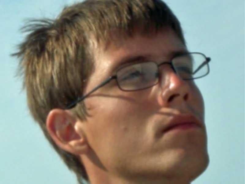 Jan Philip Braunisch, 17, missing in the Darien Gap.