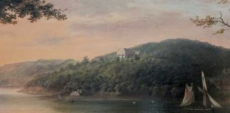 Edwardian painting in the British Government Art Collection.