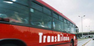 Transmilenio by Juan Felipe Rubio.